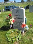 Sgt. Schumann - Ft. Snelling cemetary, Minnesota