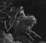 Death on a Pale Horse (Gustave Dore, 1865)