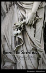 Book Queen of the Sacred Way  A Devotional Anthology in Honor of Persephone   neosalexandria