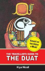 Book The Traveller s Guide to the Duat  Kiya Nicoll   Catalogue