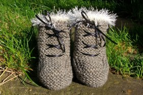 viking booties