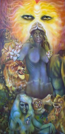 1 She_the_Flowering_of_ishtar