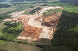 frac-sand-mining