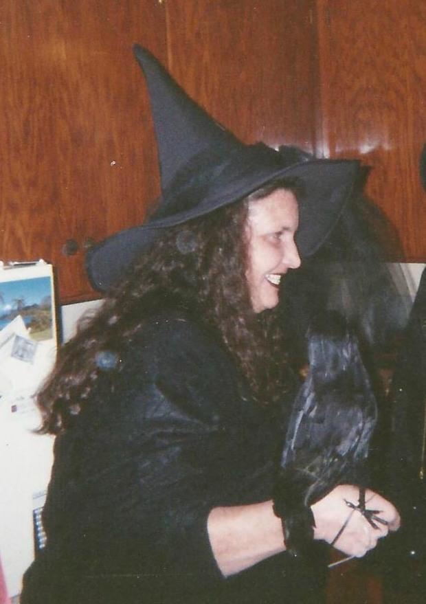 Judy Ricci Samhain 1999