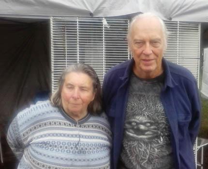 Elspeth and John