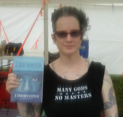 At Heartland Pagan Festival